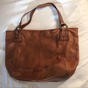 The Sak Leather Tote